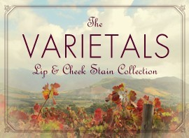 The Varietals Lip & Cheek Stain Collection