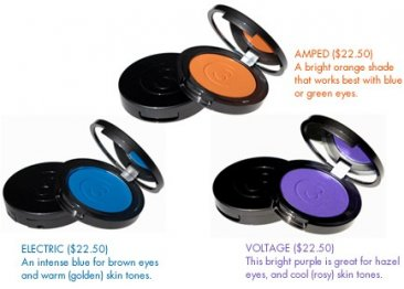 Voltage (C) Eye Shadow