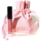 Fearless Pink with Gingham Pouch