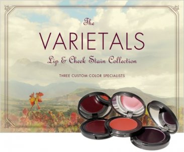 Varietals Lip and Cheek Stain Collection